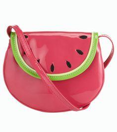 Ta urocza torebka w kolorze arbuza okaże się hitem zarówno wśród młodszych jak i starszych dziewcząt.