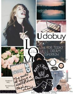 """""""All you have to do is make her smile..."""" by bamaannie ❤ liked on Polyvore"""