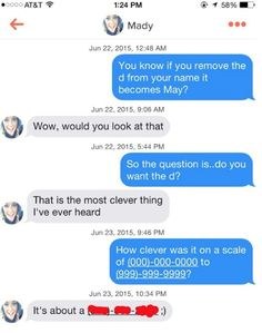 Hilarious Tinder Pick Up Lines - Coffee? | Guff