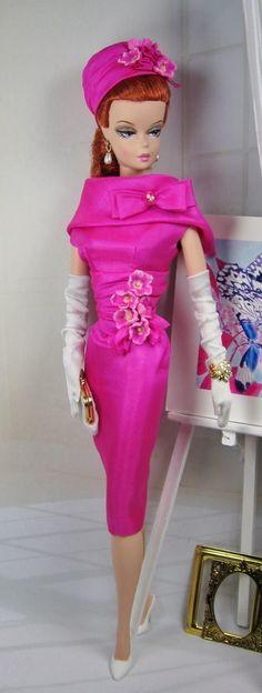 Accalia for Silkstone Barbie
