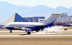 N30MP  1966 Boeing 727-21 C/N 18998