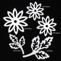 Wholesale Product Snapshot Product name is New Flower Metal Cutting Dies for DIY Scrapbooking/Card Making/Kids Fun Decoration Supplies