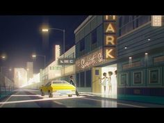 Arte y Animación: June: Life is Better When You Share the Ride