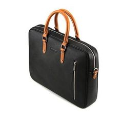 Amazon.com: Lotuff Men's Genuine Leather Formal Briefcase 14 Inch Laptop Bag One Size Brown: Computers & Accessories Briefcase For Men, Leather Briefcase, Leather Backpack, Office Bags For Men, Computer Bags, Leather Bags Handmade, Leather Keychain, Backpack Bags, Tote Bag