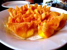 Crab & Cream Cheese Wontons!!