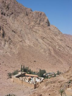 Also known as Mount Horeb, the traditional location is a peak in the central southern Sinai Peninsula.  This site and the surrounding area are steeped in Biblical tradition http://gosmarttours.com.eg/en/travelerguide/tourist-attraction-sighseeing/red-sea-and-sinai/saint-catherine-mountain