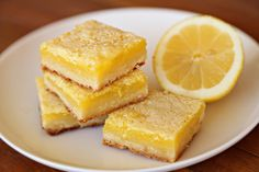 I've stuck to this recipe for a few years now. I love lemon desserts and my only complaint is that something claiming to be a lemon dessert isn't ever lemony enough. I want a ZINGER o…