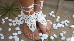 If I ever got married again, I'd get married on the beach barefooted with these on.