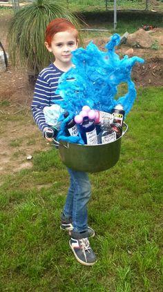 George's Marvelous Medicine costume for Book Week - Grade 1 WINNER!  #roalddahl…