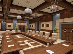 VIP Meeting Room Design By Remal Architects  Architect. Adnan Elmaleh