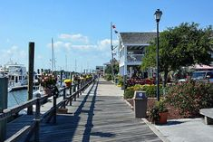 10 Most Charming Cities in NC. #5 Beaufort. We love visiting: island hop to Cape Lookout Nat'l Seashore, take the double decker bus tour of the town, tour the old village, visit the old graveyard & ghostwalk, lots of cute shops and restaurants, Atlantic Beach and Fort Macon State Park nearby.