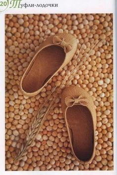Love these little shoes. I have to try this.