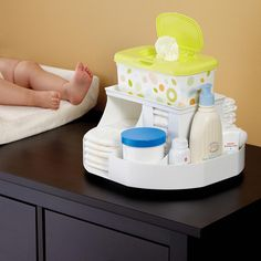 Dex Baby Spin Changing Station