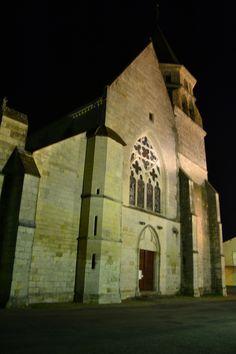 église du soir