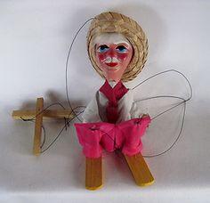 Colorful Mexican Marionette.  Muy bueno, amigo!
