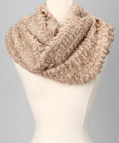Take a look at this Moonlight Calgary Infinity Scarf by Wear All Winter: Women's Accessories on #zulily today!
