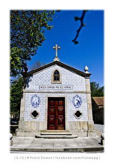 Capela de Nossa Senhora Mãe dos Homens / Capilla de Nuestra Señora Madre de los Hombres / Chapel of Our Lady Mother of Men. [2013 - Pedras Rubras - Portugal] #fotografia #fotografias #photography #foto #fotos #photo #photos #local #locais #locals #cidade #cidades #ciudad #ciudades #city #cities #europa #europe #turismo #tourism @Visit Portugal @ePortugal @WeBook Porto @OPORTO COOL @Oporto Lobers