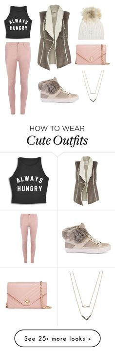 """Just another cute outfit"" by lennie928 on Polyvore featuring Dylan, Dorothy Perkins, Rebecca Minkoff, M. Miller, Tory Burch and Michael Kors"