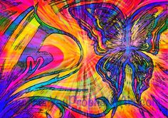 """Affordable Inspirational prophetic prints for sale - Just For You Prophetic Art at www.JustForYouPropheticArt.com This one is titled, """"It's a New Day!"""" The colors are amazing! Thanks for looking!"""