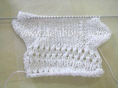 Como fazer meias de lã para bebês - Innatia.com                              …