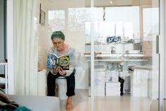 東京的古屋蔵人住在澀谷這間有著大面玻璃與日式花園的家 http://shenghuoatjia.blogspot.tw/2013/10/blog-post.html