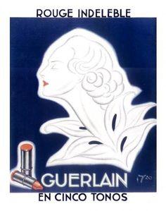 Guerlain lipstick (1934)