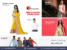 All Day Offer: Indian daily deals get hot deals online shopping