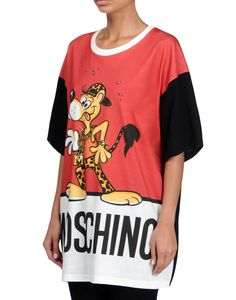 Short Sleeve t Shirts Women - Moschino Online Store