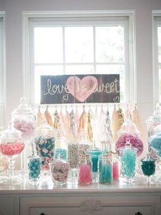 Свадебное вдохновение в пастельных оттенках