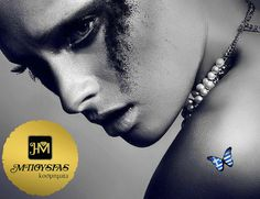 Mpousias jewelry by Cathy Caparis & Ilias Mpousias