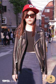 STREET FASHION: SoKo GIRLS LOOK