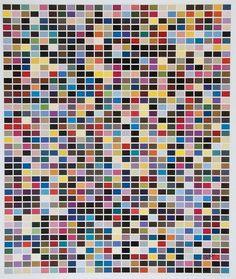 487: Gerhard Richter (b.1932)(after) 1025 Poster : Lot 487