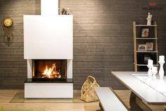 Valmistuli Ulla384-takka ja päältä lähtevä OnPiippu. Home Decor, Decoration Home, Room Decor, Home Interior Design, Home Decoration, Interior Design