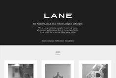 30 Beautiful Minimalist Web Designs