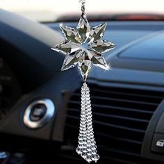 #Car #Rear #View #Mirror #Ornament #Car #Pendant #Crystal #Snowflake #Hanging #Ornament #Car #Accessories Good Quality Product / Great gift Suitable for #car #pendant, #Car Rearview #Mirror #Ornament Beautiful Decorative #Hanging #Ornament https://automotive.boutiquecloset.com/product/car-rear-view-mirror-ornament-car-pendant-crystal-snowflake-hanging-ornament-car-accessories/
