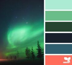 northern lights - design seeds