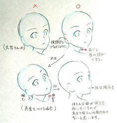 Profile Faces