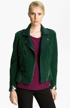 Fleece has NEVER looked so bad ass! $534