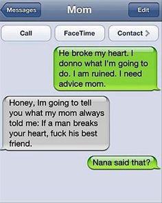 Funny Break Up Texts   damn you autocorrect   Tumblr