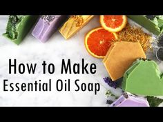 Making Soap with Embeds plus Soap Curls tutorial - YouTube