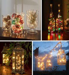 Up na decoração de Natal   Bangalô da Tati