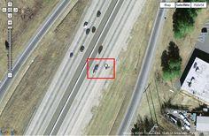 Unglaubliche Phänomene in Google Maps - CHIP