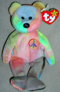 e442a6c020e Beanie Babies...you know you were addicted. Baby Queen