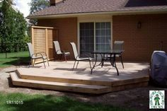Privacy Screen | DIY Deck Plans
