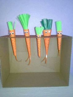 Diy And Crafts, Arts And Crafts, Paper Crafts, Diy For Kids, Crafts For Kids, Autumn Crafts, Art Lessons Elementary, Food Themes, Preschool Crafts