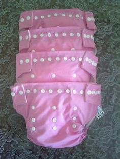 You will never believe what I got these NEW Cloth Diapers for!