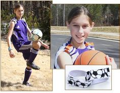 Sleeve Wraps.  Monkey Lisa Sleeve Wraps keep athletes cool, in more ways than one.     -Wrap them around rolled-up sleeves when you get too hot.  -Make too-long sleeves just right.  -Colorful designs add a hip and stylish touch to plain ol' t-shirts.  -Outfit your child's whole team in these cool Monkey Lisa Sleeve Wraps.  -Product features washable cotton webbing with cute ribbon. Velcro closure.  -One size fits all.     $7 per pair
