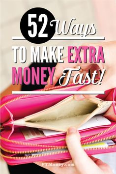 A great list to get you started making the extra money you need. Most can even be done as a side gig in addition to a full-time job. Check it out to find which one fits your skill set and needs! ways for students to make extra money, make money Make Money Fast, Ways To Save Money, Make Money From Home, Money Tips, Money Saving Tips, Making Extra Cash, Money Matters, Money Management, Extra Money