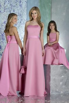 Buy New Style Bridesmaide Flower Girl Dresses Floor Length Stapless Cheap latest design at online stores, high quality of cheap wedding dresses, fashion special occasion dresses and more, free shipping worldwide.