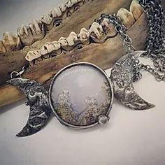 Handmade Bone, Soldered and Electroformed Jewelry from Oklahoma City, Ok. One of a kind jewelry of skulls stones and other oddities. Skull Jewelry, Stone Jewelry, Skulls, Bones, Live, Bracelets, Artwork, Shopping, Charm Bracelets